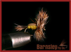 humpy yellow dry fly