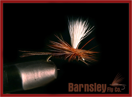 Pheasant Tail Parachute Dry Fly