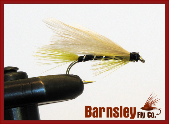 Black Ghost Streamer Fly