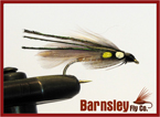 gray ghost streamer fly
